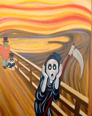 Atividade arte contemporanea